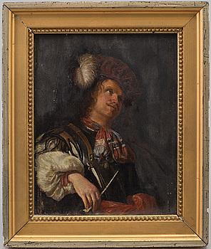 OKÄND KONSTNÄR, 1800-tal, möjligen efter Dirck van Baburen.