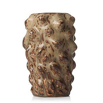 106. Axel Salto, a stoneware vase, Royal Copenhagen Denmark 1963.