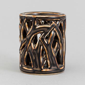 AXEL SALTO, a stoneware vase from Royal Copenhagen, Denmark, 1950's/60's.