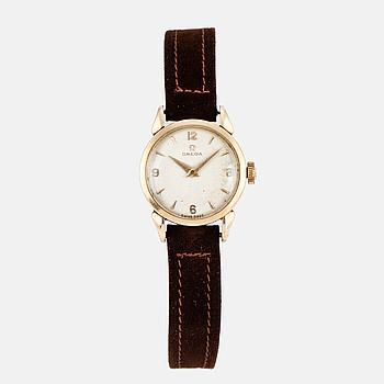 OMEGA, armbandsur, 20,5 mm.