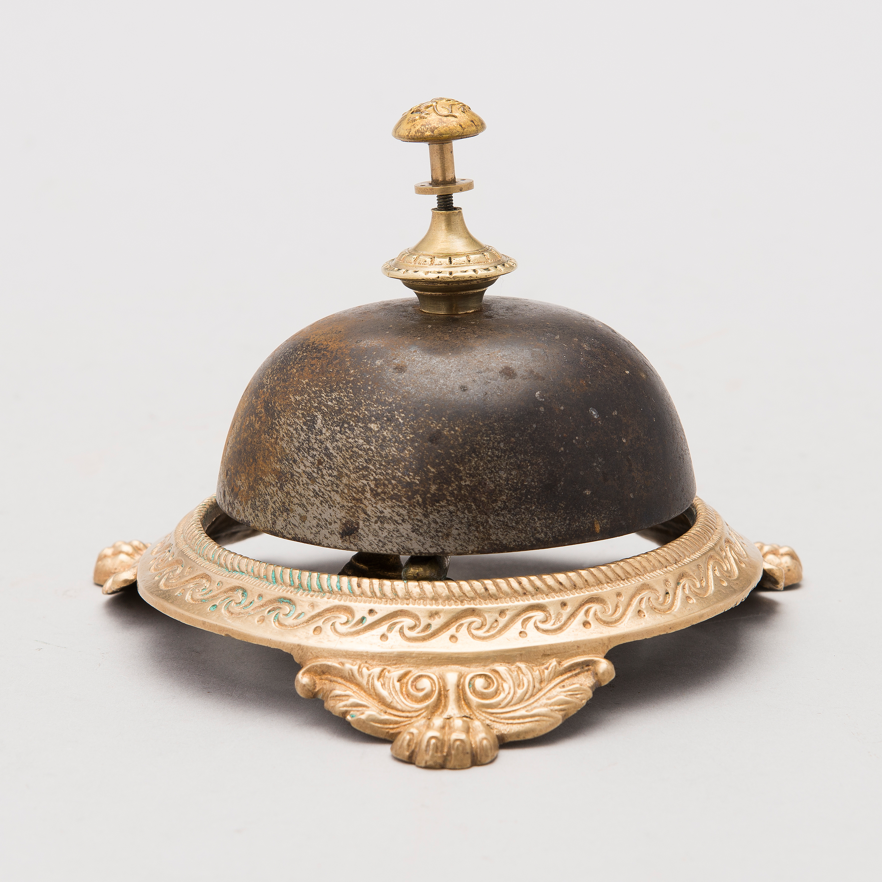Super Front Desk Bell From The End Of The 19Th Century Bukowskis Home Interior And Landscaping Oversignezvosmurscom