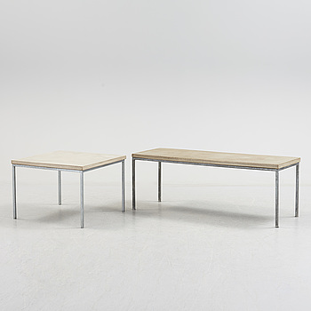 Two 20th/21st century tables.