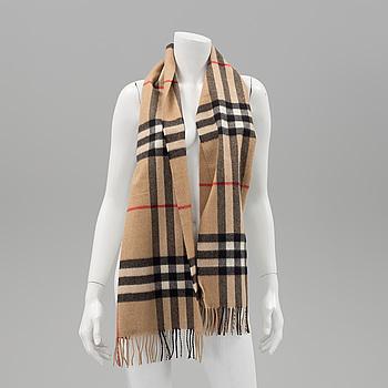 BURBERRY, BURBERRY, scarf.