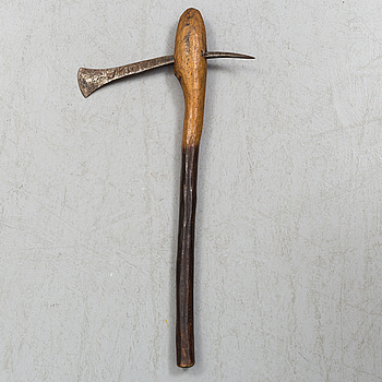 A late 19th century North African axe.