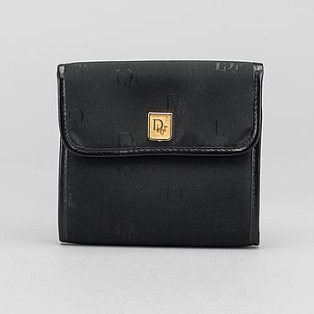 CHRISTIAN DIOR, CHRISTIAN DIOR, wallet.