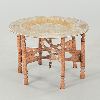 A 20th century side table.