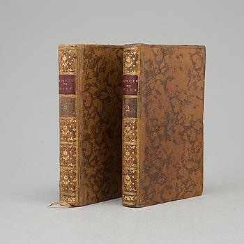 BOK, René-Aubert Vertot (Abbé Vertot):Histoire des revolutions de Suède. Nouvelle edition. 1-2, Paris 1778.