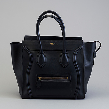 "VÄSKA, ""Luggage"", Céline."