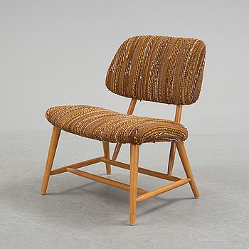 ALF SVENSSON, A 'TeVe' easy chair by Alf Svensson.