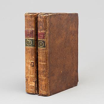 BOK, Africana, 1787, Constantin François Chasseboeuf, Comte de Volney: Voyage en Syrie et en Egypte.