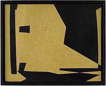 HARRY BOOSTRÖM, oil on panel, dated -55 on verso.