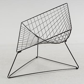 "NILS GAMMELGAARD, fåtölj, ""Oti"", IKEA, 1900-talets andra hälft."