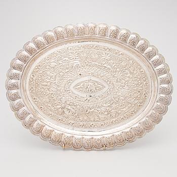 BRICKA, silver, 1900-tal.