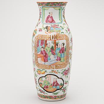 VAS, porslin, Kina 1800-talets slut.