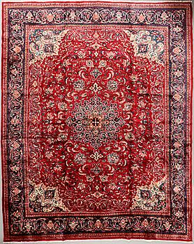 MATTA, Sarouk, ca 385 x 305 cm.
