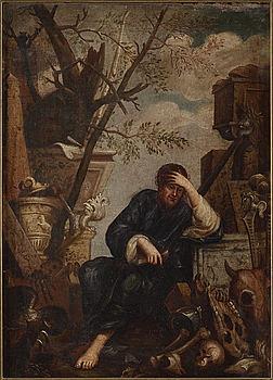 OIDENTIFIERAD KONSTNÄR 1700-tal, Italien.