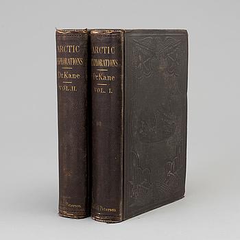 BOK, Arctica, 1857, Elisha Kent Kane.