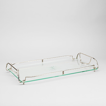 GLASS TRAY.