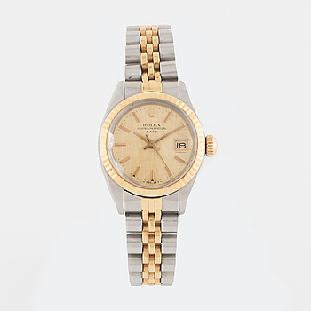 ROLEX, Oyster Perpetual Date, armbandsur, 26 mm.