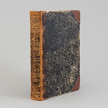 """BOK, Lloyd Llewellyn, """"Anteckningar under ett tjugoårigt vistande i Skandinavien"""", Nordens Fauna, Stockholm 1855."""