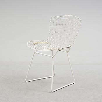 """HARRY BERTOIA, """"Side chair"""", stol."""