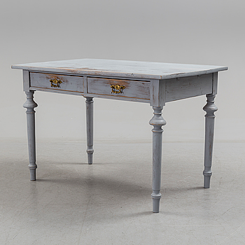 A writing desk from around year 1900.