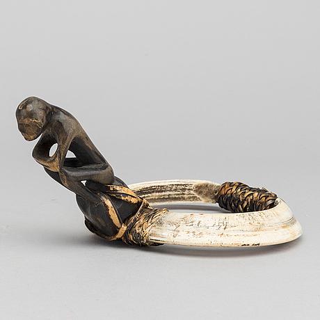Fetisch bracelet, luzon, indonesien