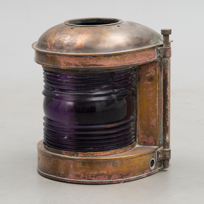 A lantern from Perko Marine Lamp & Howe Corporation