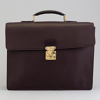 """PORTFÖLJ, """"Moskova"""", Louis Vuitton."""