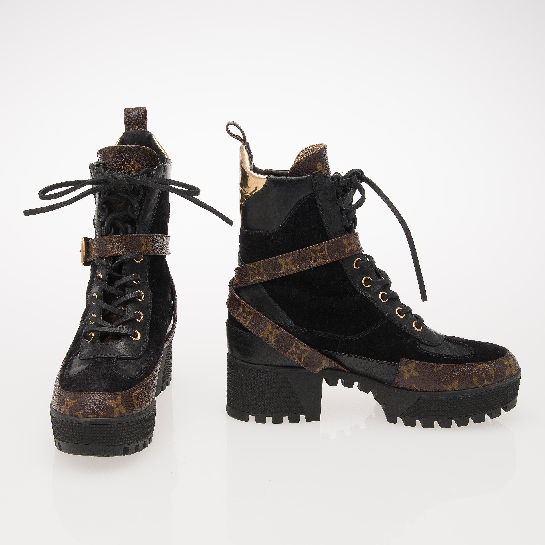 Louis Vuitton Desert Boots Dupe Jaguar Clubs Of North