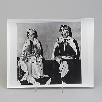 DIANE ARBUS, gelatin silver print stamped by Lunn Gallery on verso, press print.