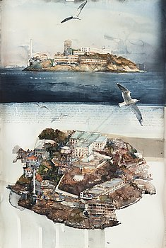 "72. LARS LERIN, ""Alcatraz""."