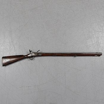 FLINTLÅSGEVÄR, 1700-tal.