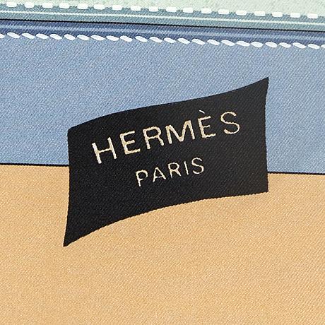 """HermÈs, """"tout cuir"""", scarf,"""