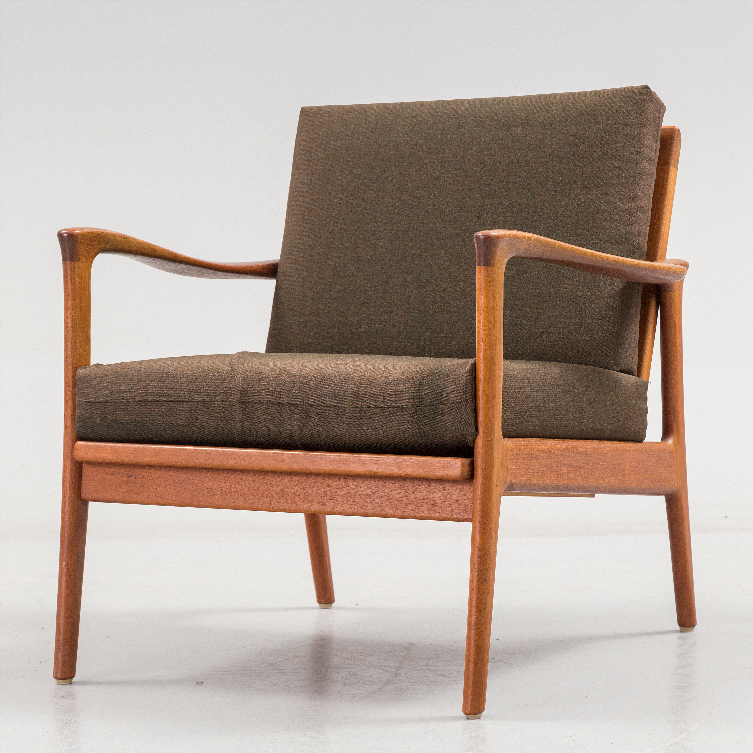 A second half of the 20th century \'Böja\' easy chair Carl-Erik ...