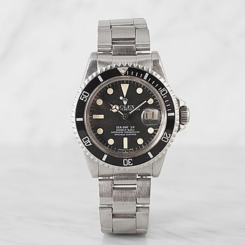 "71. ROLEX, Sea-Dweller, ""Great White Mark III""."
