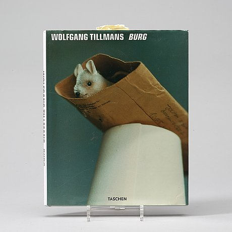 Photo books, 8 e.g wolfgang tillmans.