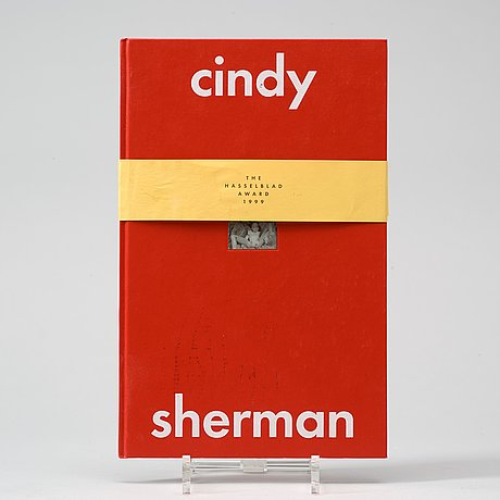 Photo books, 5, e.g cindy sherman