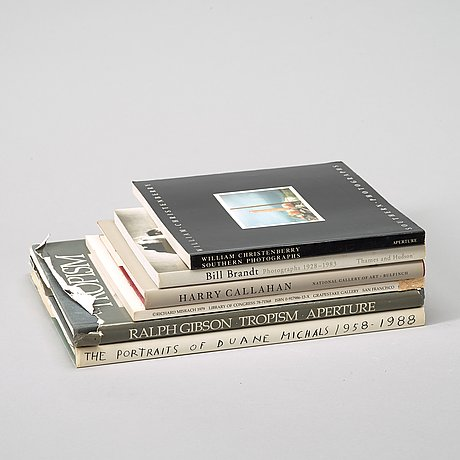 Photo books, 6 e.g bill brandt