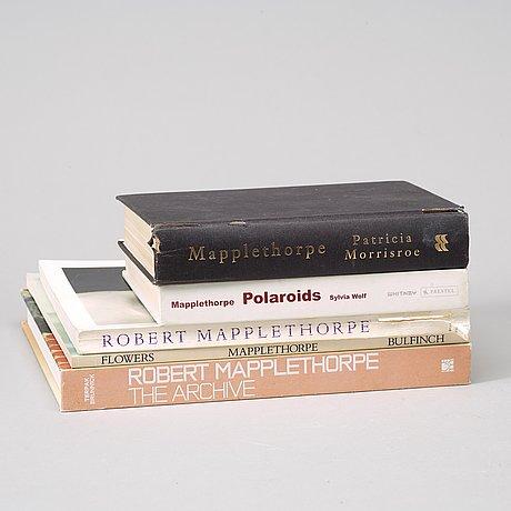 Photo books, 5, robert mapplethorpe.