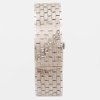 BUCHERER, wristwatch, 20 mm,
