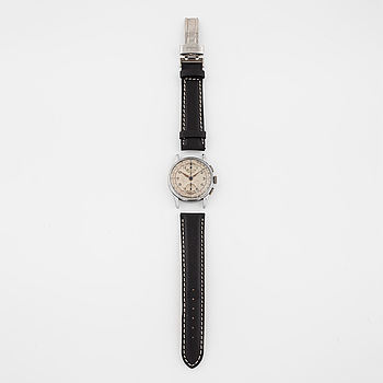 BREITLING, armbandsur, kronograf, 34 mm.