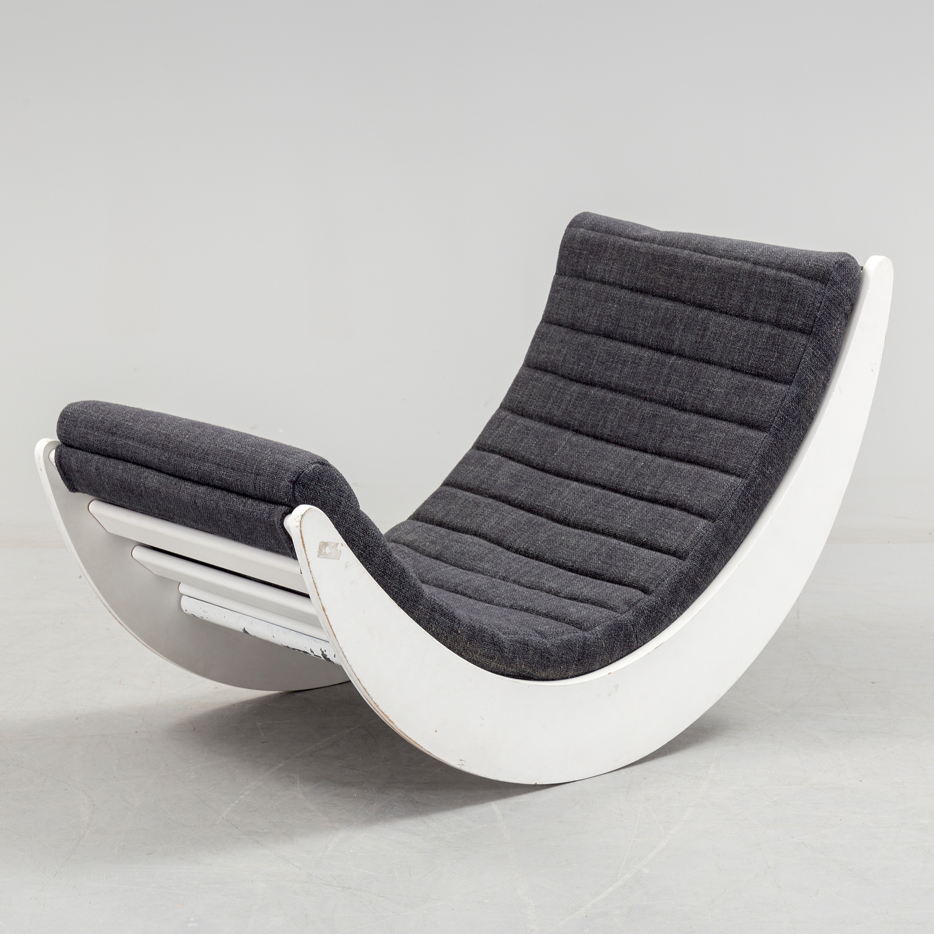 verner panton a verner panton relaxer 2 rocking chair from
