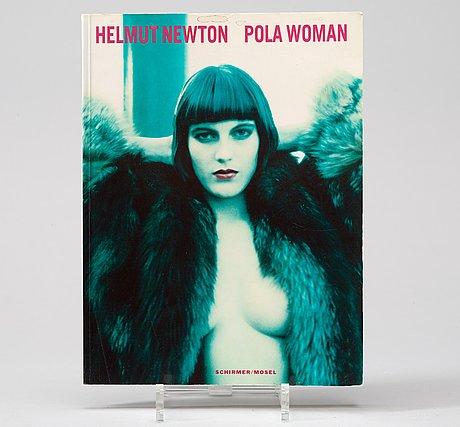 Photo books, 4, helmut newton.