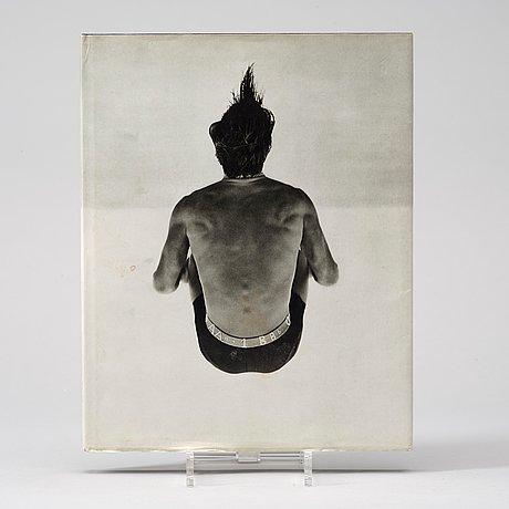 Fotoböcker 4 st, b.la. herb ritts