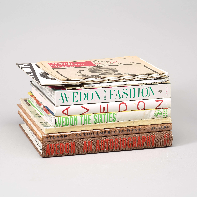 Fantastic Photo Books 6 Books And 9 Small Folders Richard Avedon Bukowskis Wiring 101 Capemaxxcnl
