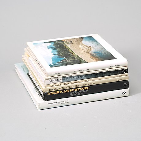 Photo books, 7 stephen shore.