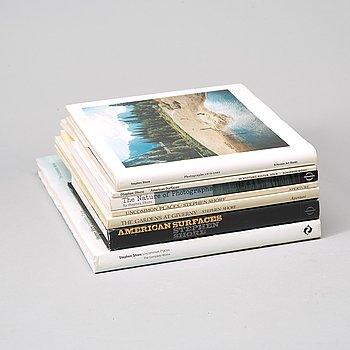 Photo books, 7 Stephen Shore.