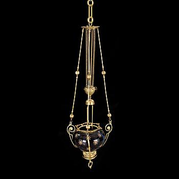 TAKAMPEL, troligen Böhmisk, 1800-tal.