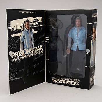 SAMLARDOCKA, Prison Break - Michael Scofield, Hot Toys, 2007.